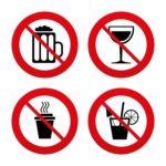 Drink eating